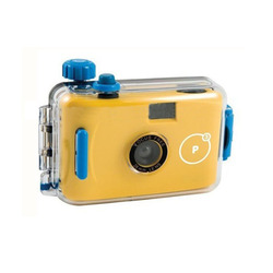 Oempromo Colorful 35mm Plastic waterproof underwater lomo camera