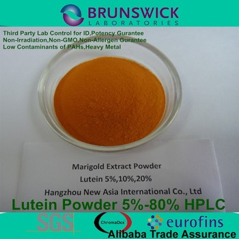 Lutein Biggest Supplier Marigold Flower Extract Lutein Powder Oil 5%-90% HPLC Zeaxanthin