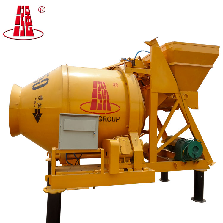 China Manual Portable Cement Concrete Mixer Machine Price
