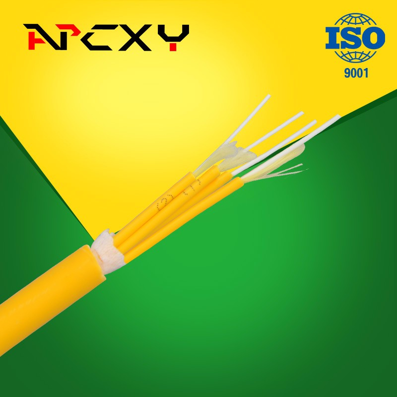 4 Core Indoor SM Branch Fiber Optic Cable