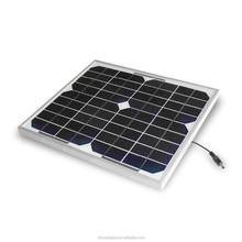 High efficiency A grade monocrystalline solar panel price india 10w