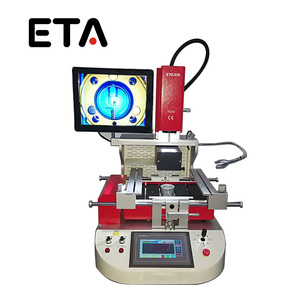 ETA Hot Sale Automatic BGA Rework Station ETA-BR120 Otical Alignment Motherboard Repair Tools for Mobile and Computer