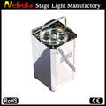 Wedding Party 4x10w RGBW zoom led wireless battery powered led stage lighting