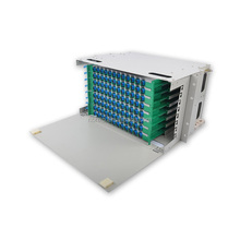 SC 96 Cores Optical Fiber Distribution Frame