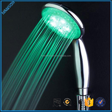 LED top esay install abs shower head JFQ041CP