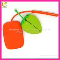 2013 Hot popularly fashion strendy different shape silicone rubber keys bags manufacturers