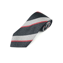 Custom Fashion Men's handmade casual polyester tie