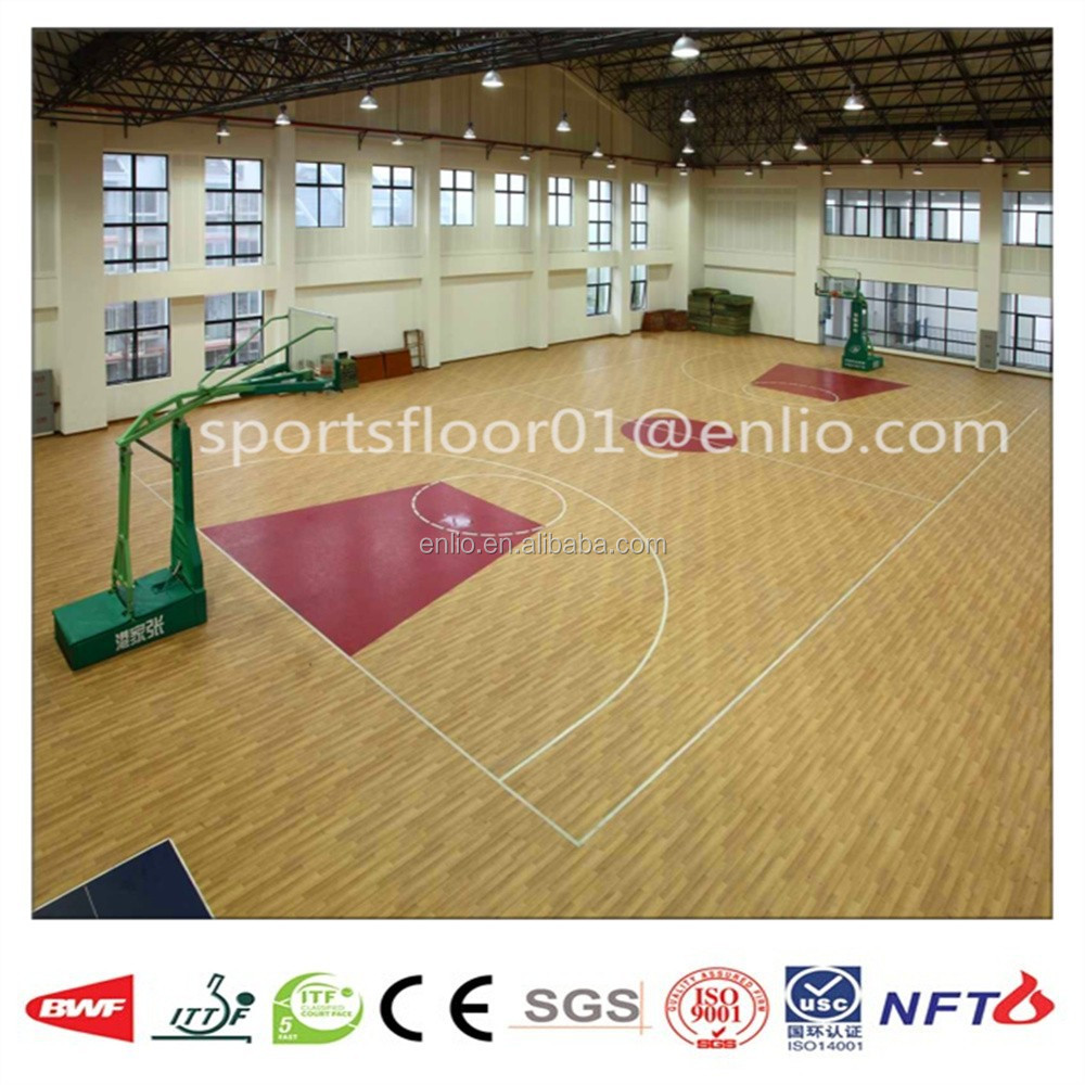 Indoor Sports Flooring/Basketball/volleyball/badminton/table tennis Flooring Prices