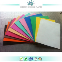 double sided bed sheets/high density foam board/composite pe road cover