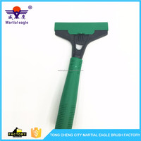 100x210mm PP Plastic Handle Putty Knife/ Wallpaper Scraper Knife/Hand Tools/Magic Floor Cleaner Scraper Knife