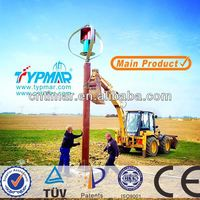wind turbine generator 500kw with CE Patents
