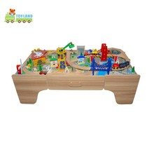 Hot Offer Wood Educational Train Tracks