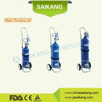 SK-EH004 New Design Medical Gas Oxygen Cylinder 2015
