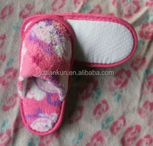 embroidery children's slippers
