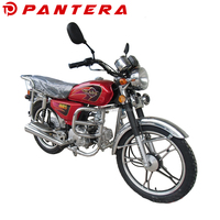 Cheapest Chinese Gas Road Bikes Alpha 70cc Engine Motorcycle for Sale