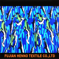 Shark animal print fabric swimwear nylon spandex swimwear fabric