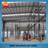 Steel Building Steel Structure Parking Shed