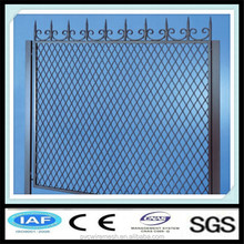 Professional Expanded metal wire mesh fence
