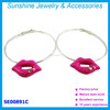 The design of novel drop earrings latest model fashion earrings