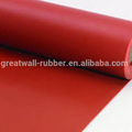Hot Sell Red Abrasion Gum Rubber Sheet For Mining Lining