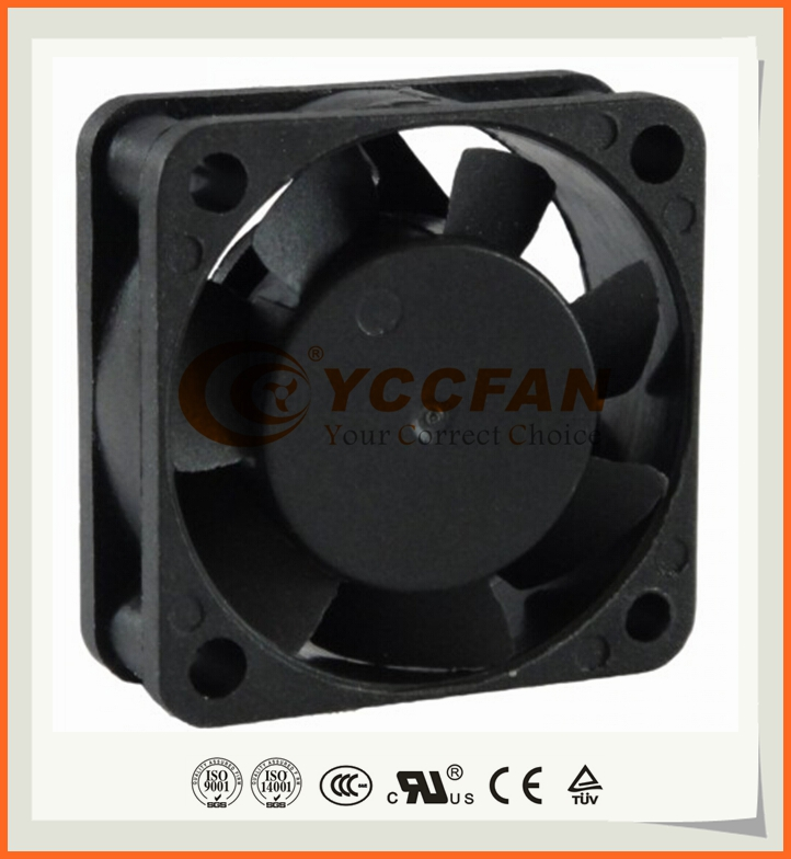 40*40*15mm 5v 12vdc 40mm mini bus axial cooling fan with UL CE RoHS approval