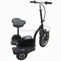 350w/500w 250cc trike chopper 3 wheel motorcycles with removable seat