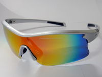 bicycle / fishing / golf eyewear sunglasses color coating