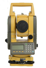 Optical surveying equipment GTS102N topcon total station