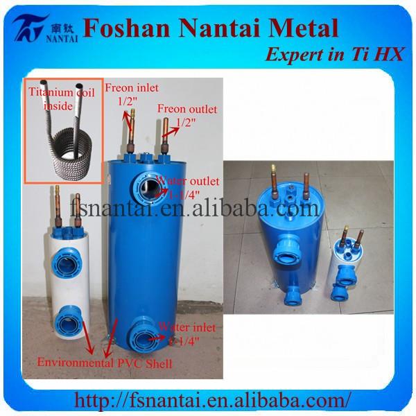 Теплообменник фреон вода 5/8 теплообменник тт 90 термотехника