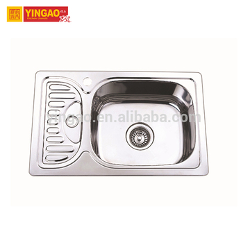 305A Most durable round kitchen sinks stainless steel kitchen sink