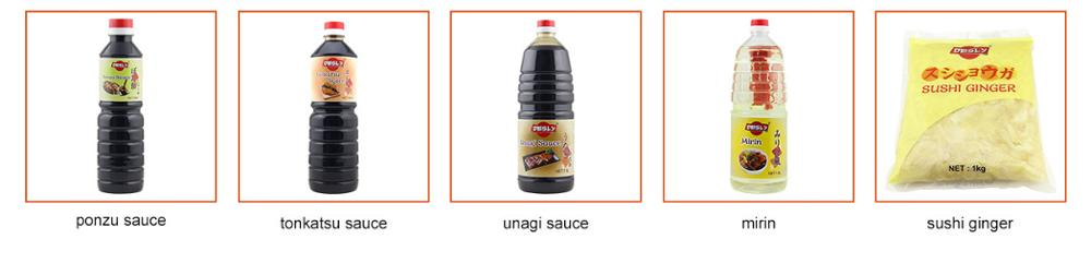 Manufacturers for Teriyaki sauce