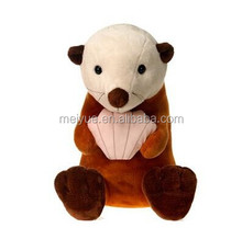 Sitting Plush Toy Mouse Stuffed Toy