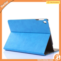 Leather Stand Folio Case For iPad Pro 9.7 With Multiple Viewing angles auto Sleep Wake