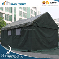 OEM factory ac military tent for foreign trade