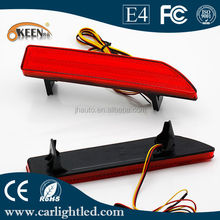 Rear Bumper For Honda City Led Lights, 12v Auto Tail LIght For Honda City