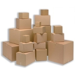 Re-usable corrugated carton boxes