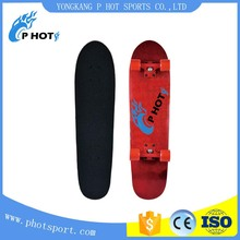 best selling 4 wheels custom skate board longboard almost skateboard