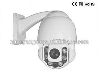 Ptz Camera 10X zoom 2.0 Mega Pixcel Cmos IP Ir Night version Speed Dome video surveillance camera
