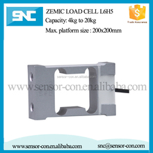 High accuracy L6H5 zemic load cell 10kg