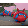 Super quality! inflatable obstacle course with attractive design