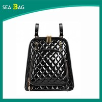 2016 Fashion Korean Style Exported Brand Qualited Leather Women Backpack Factory In China Alibaba