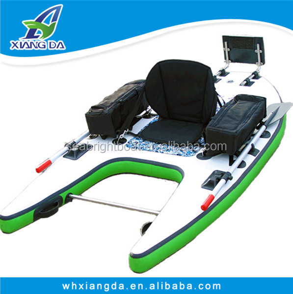 High Quality Inflatable River Float Tube Pontoon Boats