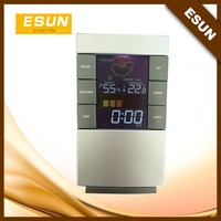 2015 Cheapest digital alarm clock,electronic desktop clock