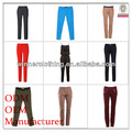 Top fashion pants factory under garment manufacturer in china