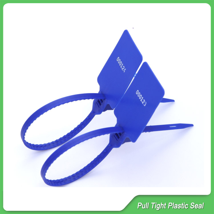 Plastic security totes seals from China supplier