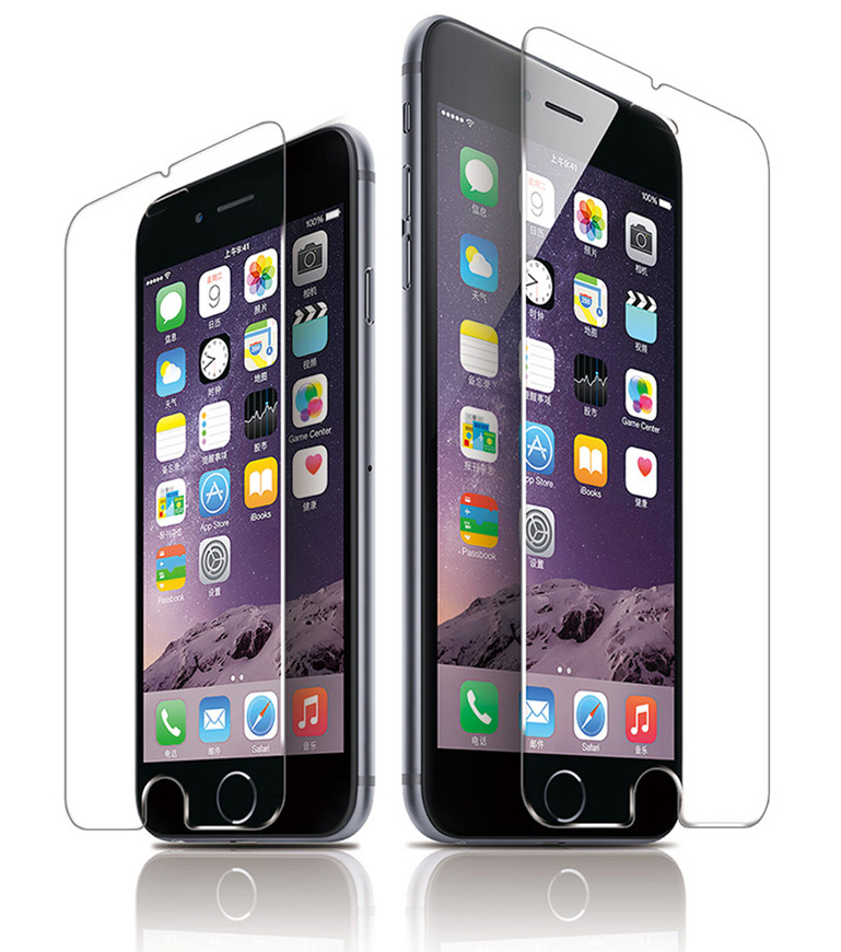 Easy Install Tempered Glass Screen Protector for iPhone 6
