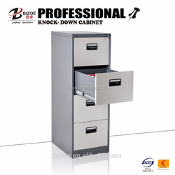assemble steel fire resistant filing cabinet