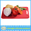 High quality custom logo silicone cutting board for vagetable