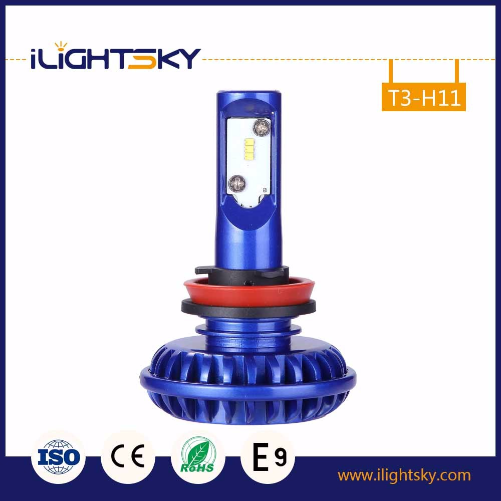 Automobiles & motorcycles H11 car led headlight, auto led headlight from china factory