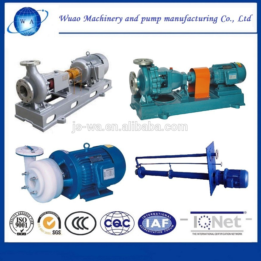 centrifugal Anti-corrosion oil centrifugal pump ebara chemical pump